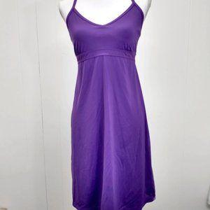Athleta Womens Medium Purple Tennis Dress